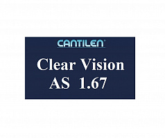 Cantilen ClearVision  астигматическая 1,67