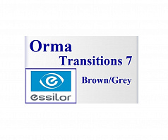 Essilor Orma Transitions 7 Brown/Grey 1,61