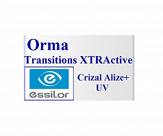 Essilor Orma Transitions XTRActive Crizal